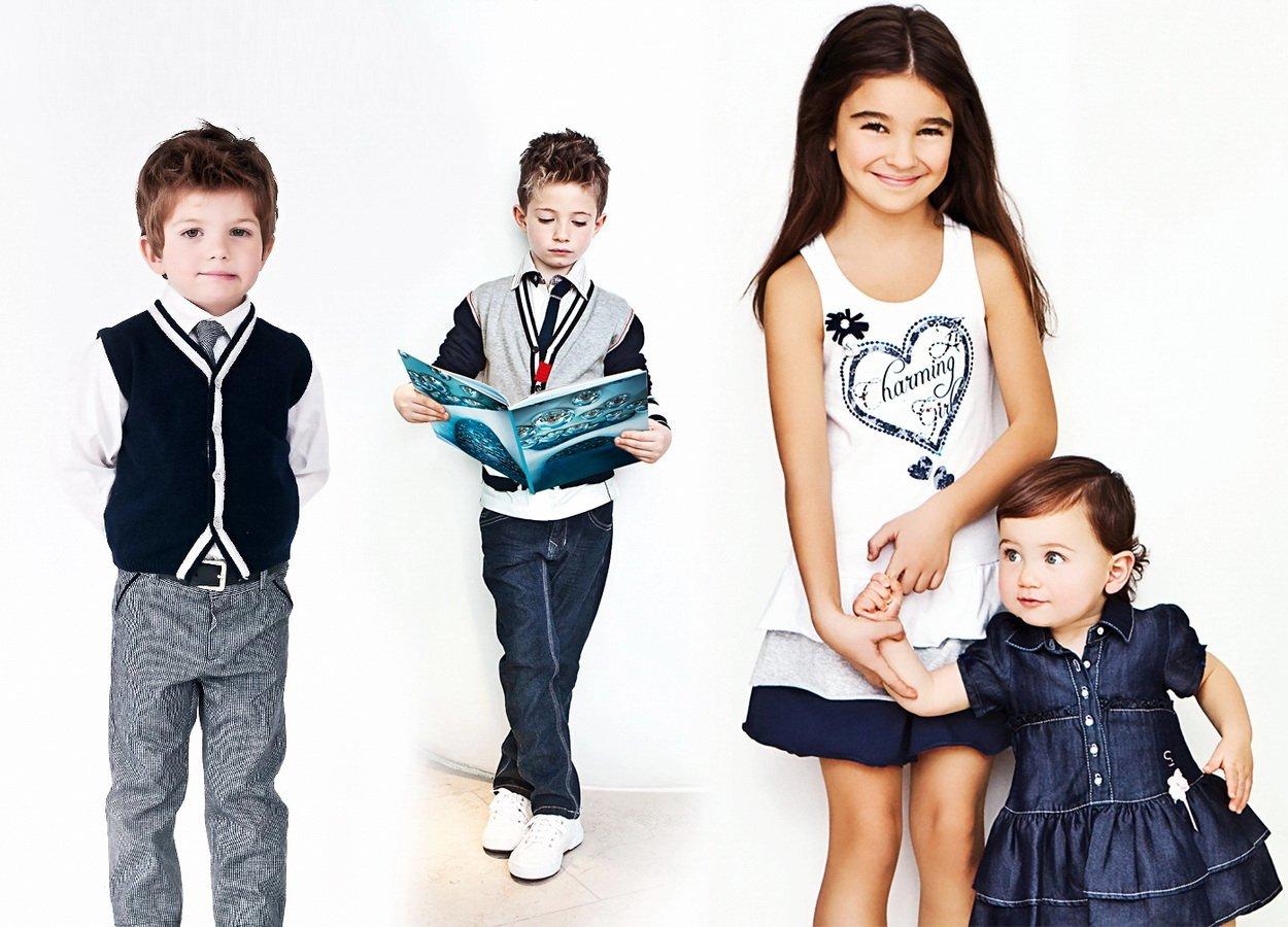 Удобная детская одежда магазин ИссаПлюс